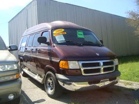 2001 dodge ram van for sale. Black Bedroom Furniture Sets. Home Design Ideas