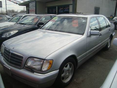 1997 Mercedes Benz S Class For Sale
