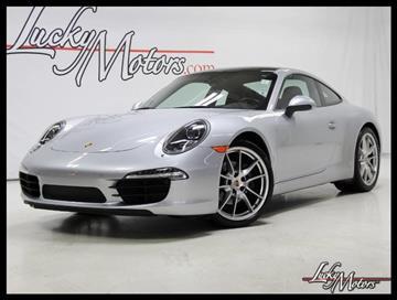 2015 porsche 911 for sale in abie il - 911 Porsche 2015 White
