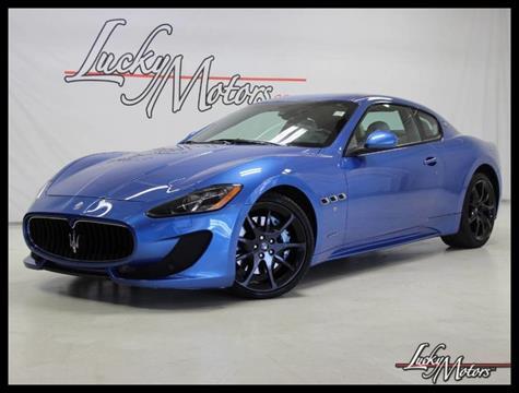 2013 Maserati GranTurismo for sale in Abie, IL