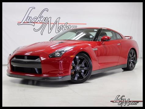 2010 Nissan GT-R for sale in Abie, IL