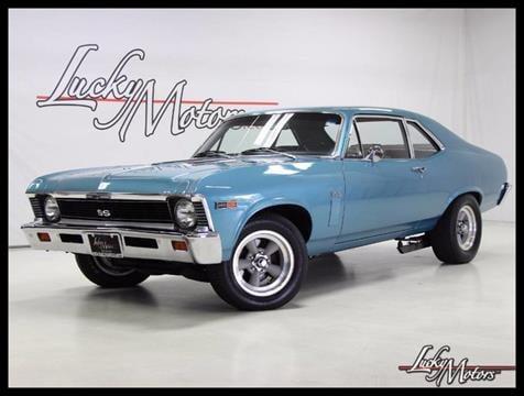 1969 Chevrolet Nova for sale in Abie, IL