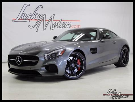 2016 Mercedes-Benz AMG GT for sale in Abie, IL