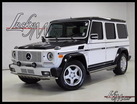 2003 Mercedes-Benz G-Class for sale in Abie, IL