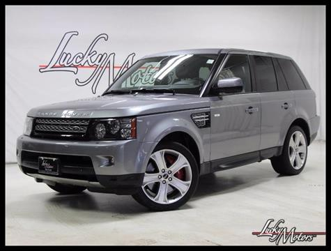 2013 Land Rover Range Rover Sport for sale in Abie, IL