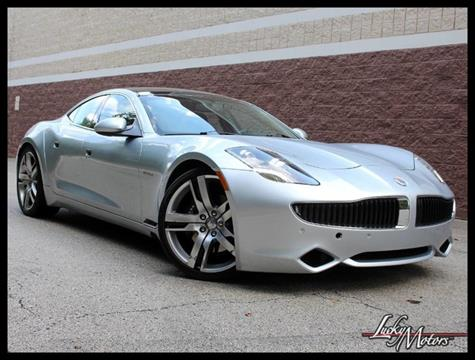 2012 Fisker Karma for sale in Villa Park, IL