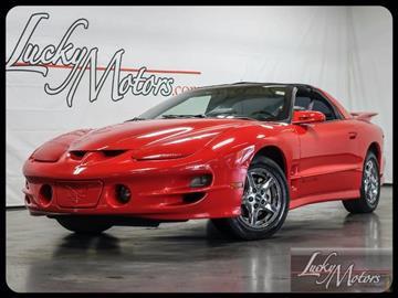1999 Pontiac Firebird for sale in Abie, IL