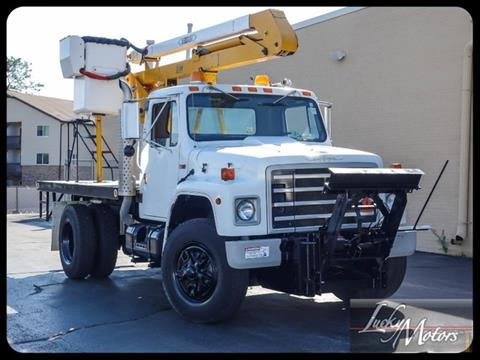 1988 International S1954 for sale in Abie, IL