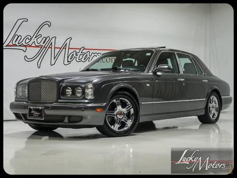 2003 Bentley Arnage for sale in Abie, IL