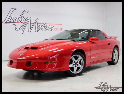 1997 Pontiac Firebird for sale in Abie, IL