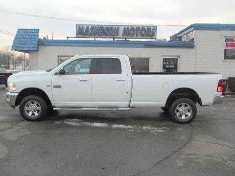 2012 RAM Ram Pickup for sale at Mashburn Motors in Saint Clair MI