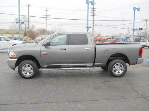 2011 Dodge Ram Pickup 2500 for sale at Mashburn Motors in Saint Clair MI