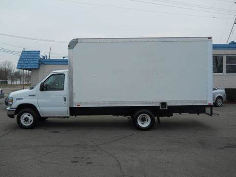 2008 Ford E-450 for sale at Mashburn Motors in Saint Clair MI