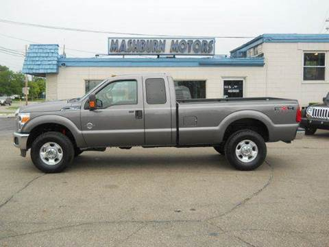 2011 Ford F-350 for sale at Mashburn Motors in Saint Clair MI