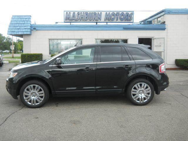 2010 Ford Edge for sale at Mashburn Motors in Saint Clair MI