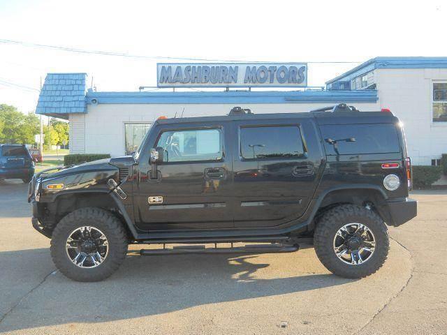 2003 HUMMER H2 for sale at Mashburn Motors in Saint Clair MI