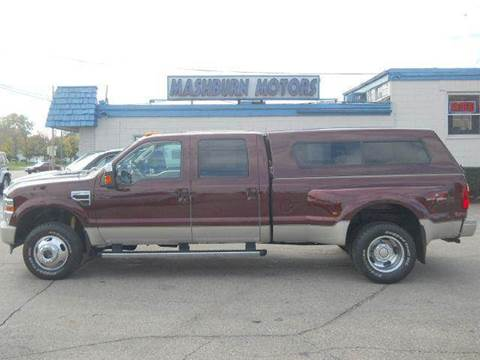 2009 Ford F-350 for sale at Mashburn Motors in Saint Clair MI