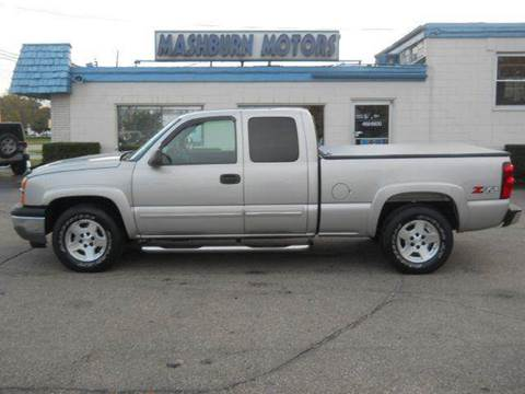 2005 Chevrolet Silverado 1500 for sale at Mashburn Motors in Saint Clair MI