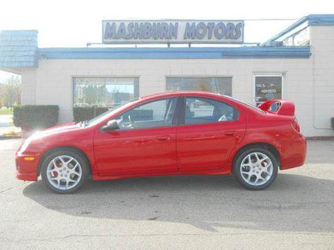 2003 Dodge Neon SRT-4 for sale at Mashburn Motors in Saint Clair MI