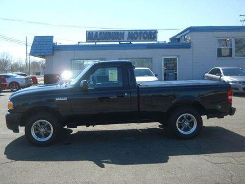 2011 Ford Ranger for sale at Mashburn Motors in Saint Clair MI