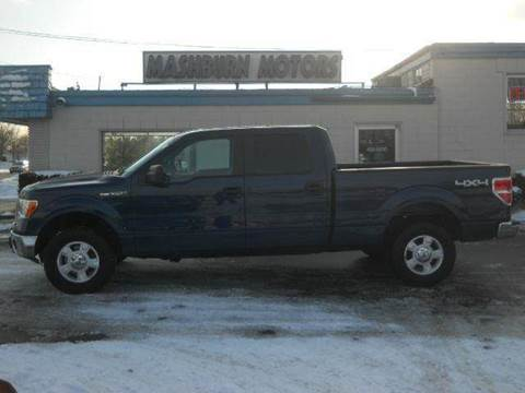 2012 Ford F-150 for sale at Mashburn Motors in Saint Clair MI