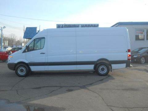 2008 Dodge Sprinter Cargo for sale at Mashburn Motors in Saint Clair MI