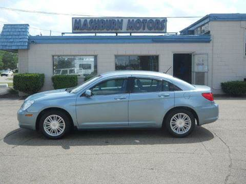 2008 Chrysler Sebring for sale at Mashburn Motors in Saint Clair MI