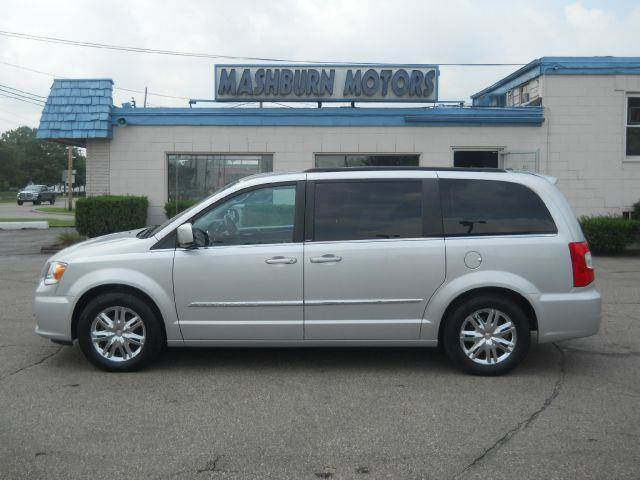 2011 Chrysler Town and Country for sale at Mashburn Motors in Saint Clair MI