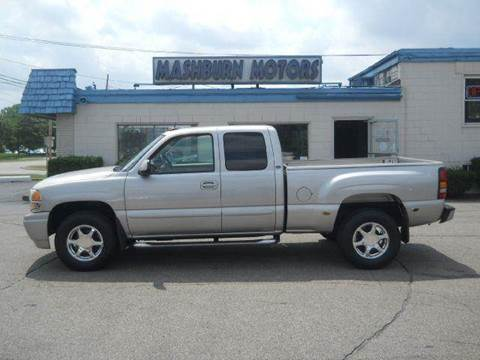 2004 GMC Sierra 1500 for sale at Mashburn Motors in Saint Clair MI