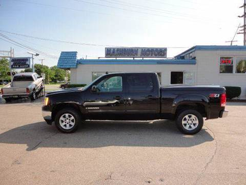 2008 GMC Sierra 1500 for sale at Mashburn Motors in Saint Clair MI