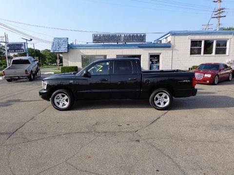2010 Dodge Dakota for sale at Mashburn Motors in Saint Clair MI