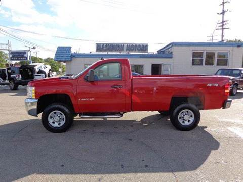 2007 Chevrolet Silverado 3500HD for sale at Mashburn Motors in Saint Clair MI