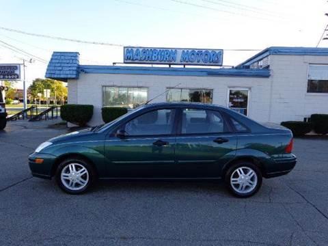 2001 Ford Focus for sale at Mashburn Motors in Saint Clair MI