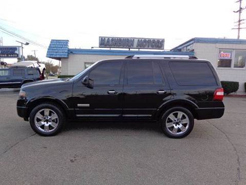 2008 Ford Expedition for sale at Mashburn Motors in Saint Clair MI