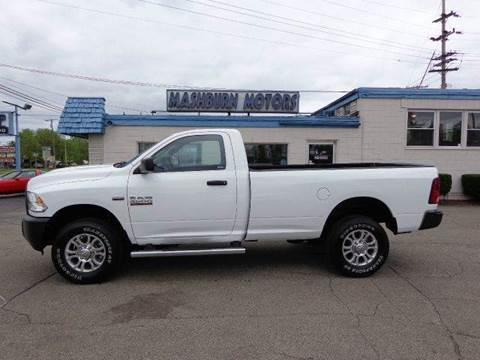 2014 RAM Ram Pickup 2500 for sale at Mashburn Motors in Saint Clair MI