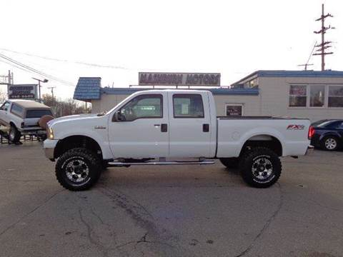 2006 Ford F-250 Super Duty for sale at Mashburn Motors in Saint Clair MI