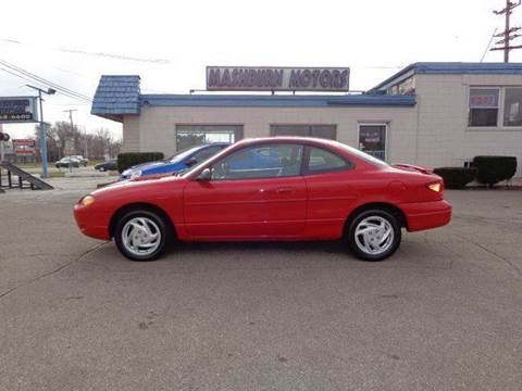 1998 Ford Escort for sale at Mashburn Motors in Saint Clair MI