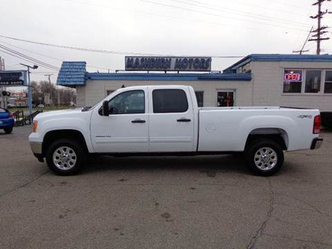 2014 GMC Sierra 3500HD for sale at Mashburn Motors in Saint Clair MI