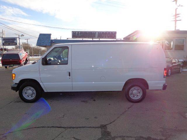 2005 Ford E-Series Cargo for sale at Mashburn Motors in Saint Clair MI