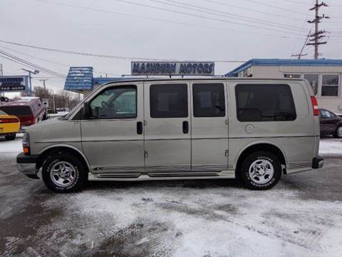 2003 Chevrolet Express for sale at Mashburn Motors in Saint Clair MI