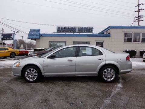 2006 Chrysler Sebring for sale at Mashburn Motors in Saint Clair MI