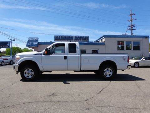2012 Ford F-250 Super Duty for sale at Mashburn Motors in Saint Clair MI
