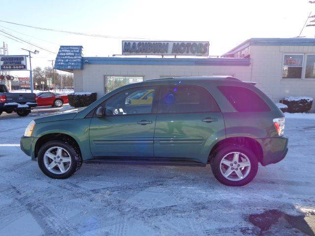 2005 Chevrolet Equinox for sale at Mashburn Motors in Saint Clair MI