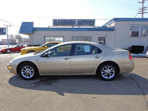 1999 Chrysler 300M for sale at Mashburn Motors in Saint Clair MI