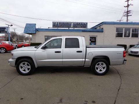 2008 Dodge Dakota for sale at Mashburn Motors in Saint Clair MI