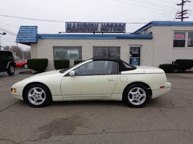 1994 Nissan 300ZX for sale at Mashburn Motors in Saint Clair MI