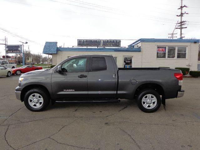 2012 Toyota Tundra for sale at Mashburn Motors in Saint Clair MI