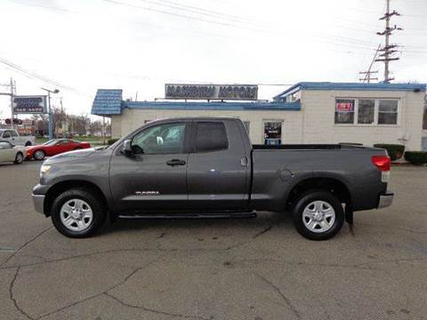 2012 Toyota Tundra for sale at Mashburn Motors in Saint Clair MI