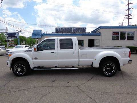 2011 Ford F-450 Super Duty for sale at Mashburn Motors in Saint Clair MI