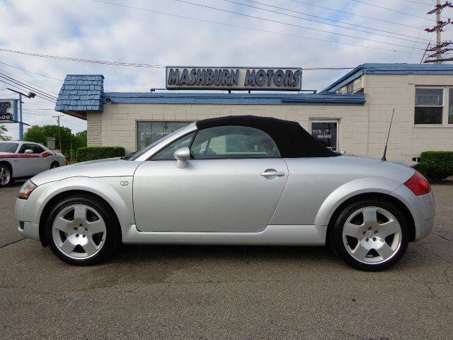 2001 Audi TT for sale at Mashburn Motors in Saint Clair MI